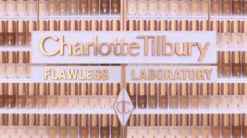Charlotte Tilbury Airbrush Flawless Foundation TV Spot, 'Flawless Is a Feeling' Feat. Charlotte Tilbury, Joan Collins, Song by George Michael - Thumbnail 1