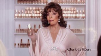 Charlotte Tilbury Airbrush Flawless Foundation TV Spot, 'Flawless Is a Feeling' Feat. Charlotte Tilbury, Joan Collins, Song by George Michael - Thumbnail 5