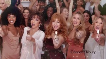 Charlotte Tilbury Airbrush Flawless Foundation TV Spot, 'Flawless Is a Feeling' Feat. Charlotte Tilbury, Joan Collins, Song by George Michael - Thumbnail 7
