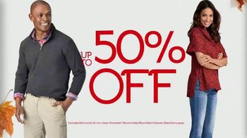 Stein Mart Fall 12 Hour Sale TV Spot, 'Save 50 Percent' - Thumbnail 2