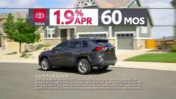 Toyota Certified Used Vehicles Sales Event TV Spot, 'Across America' [T2] - Thumbnail 4