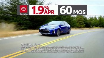 Toyota Certified Used Vehicles Sales Event TV Spot, 'Across America' [T2] - Thumbnail 5