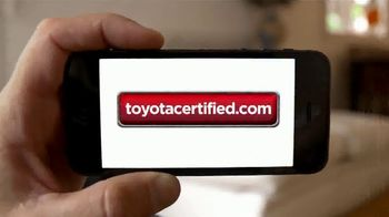 Toyota Certified Used Vehicles Sales Event TV Spot, 'Across America' [T2] - Thumbnail 8