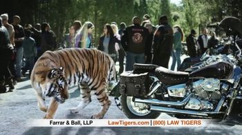 Law Tigers TV Spot, 'Along the Way'