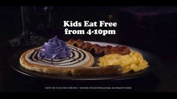 IHOP The Addams Family Menu TV Spot, 'Lurch's Order' - Thumbnail 4