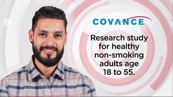 Covance Clinical Trials TV Spot, 'Study 348'