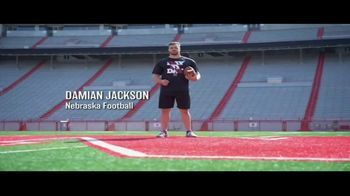 Big Ten Conference TV Spot, 'Faces of the Big Ten: Damian Jackson' - Thumbnail 2