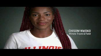 Big Ten Conference TV Spot, 'Faces of the Big Ten: Chisom Nwoko'