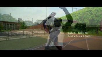 Big Ten Conference TV Spot, 'Faces of the Big Ten: Tamar Greene'