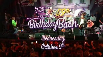 Tootsie's World Famous Orchid Lounge TV Spot, '59th Birthday Bash' - Thumbnail 6