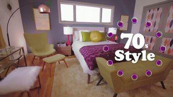 Wayfair TV Spot, 'Retro' - Thumbnail 3