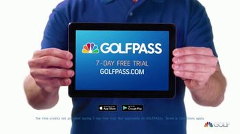 GolfPass TV Spot, 'More Golf, One Pass: Free 7-Day Trial' - Thumbnail 4