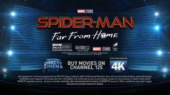 DIRECTV TV Spot, 'Spider-Man: Far From Home' - Thumbnail 9