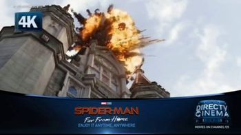 DIRECTV TV Spot, 'Spider-Man: Far From Home' - Thumbnail 3