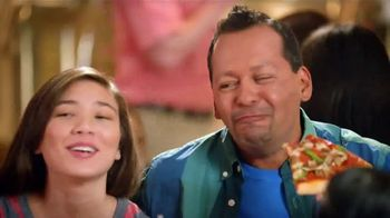 Peter Piper Pizza New York 3-Cheese Pizza TV Spot, 'Game Faces' - Thumbnail 7