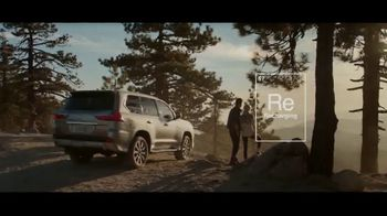Lexus TV Spot, 'Elements' [T2] - Thumbnail 6