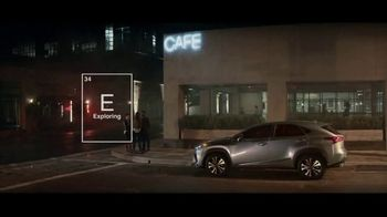 Lexus TV Spot, 'Elements' [T2] - Thumbnail 7