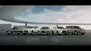 Lexus TV Spot, 'Elements' [T2] - Thumbnail 8