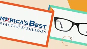 America's Best Contacts and Eyeglasses TV Spot, 'Now and Wow: Monster Jam Frames' - Thumbnail 1