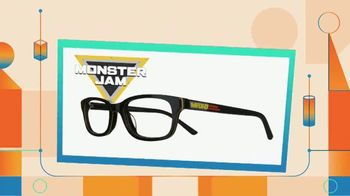 America's Best Contacts and Eyeglasses TV Spot, 'Now and Wow: Monster Jam Frames' - Thumbnail 2