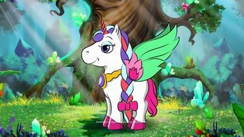 Myla the Magical Unicorn TV Spot, 'Style With Color' - Thumbnail 1