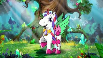 Myla the Magical Unicorn TV Spot, 'Style With Color' - Thumbnail 2
