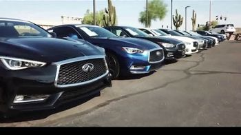 Infiniti of Scottsdale CPO Sales Event TV Spot, 'Luxury for All' - Thumbnail 5