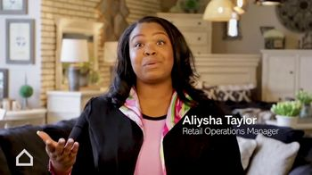 Ashley HomeStore Employee Discount Days TV Spot, 'Amazing' - Thumbnail 2
