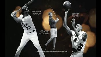 Conference USA TV Spot, '2019 Hall of Fame Inaugural Class' - Thumbnail 1