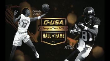 Conference USA TV Spot, '2019 Hall of Fame Inaugural Class' - Thumbnail 6