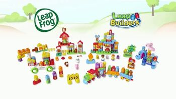 LeapBuilders TV Spot, 'Smart Blocks for Smart Kids' - Thumbnail 10