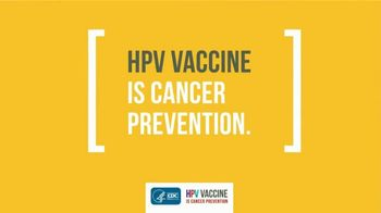 Centers for Disease Control TV Spot, 'HPV Vaccine: Ask About It for Your Child' - Thumbnail 9