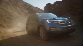 2019 Honda Pilot TV Spot, 'Why Not Pilot?' [T2] - Thumbnail 3