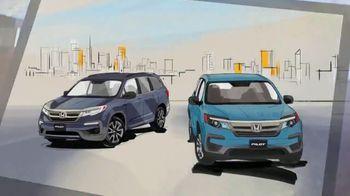 2019 Honda Pilot TV Spot, 'Why Not Pilot?' [T2] - Thumbnail 8