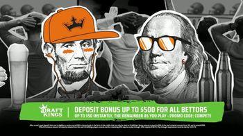 DraftKings Sportsbook TV Spot, 'All In: Deposit Bonus' - Thumbnail 2