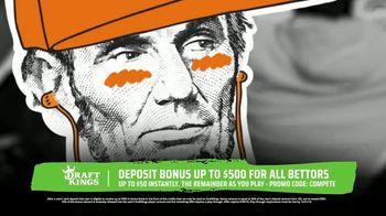 DraftKings Sportsbook TV Spot, 'All In: Deposit Bonus' - Thumbnail 5