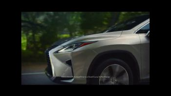 Lexus Golden Opportunity Sales Event TV Spot, 'Luxury and Capability' [T2] - Thumbnail 4
