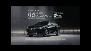 Lexus Golden Opportunity Sales Event TV Spot, 'Luxury and Capability' [T2] - Thumbnail 6