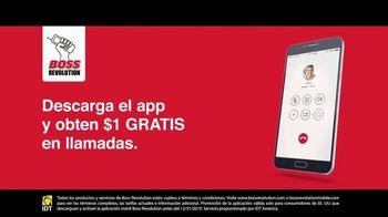 Boss Revolution TV Spot, 'Haz llamadas internacionales de gran calidad y súper baratas.' [Spanish] - Thumbnail 9