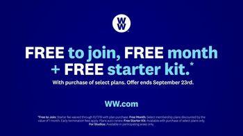 WW TV Spot, 'Lunch: Triple Play + Free Starter Kit' - Thumbnail 10