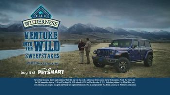 Blue Buffalo TV Spot, 'Feed the Wolf: Venture Into the Wild Sweepstakes' - Thumbnail 10