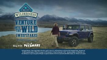 Blue Buffalo TV Spot, 'Feed the Wolf: Venture Into the Wild Sweepstakes' - Thumbnail 8
