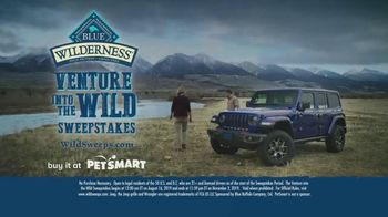 Blue Buffalo TV Spot, 'Feed the Wolf: Venture Into the Wild Sweepstakes' - Thumbnail 9