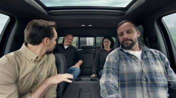 2019 Chevrolet Silverado TV Spot, \'Invisible Trailer\' [T2]
