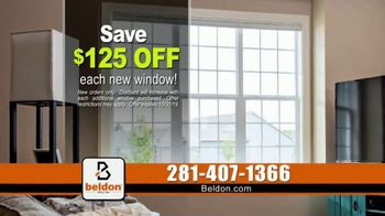 Beldon Windows TV Spot, 'Hot Weather: Energy Upgrade' - Thumbnail 6