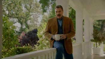American Advisors Group Jumbo Reverse Mortgage TV Spot, 'With Time' Featuring Tom Selleck - Thumbnail 1