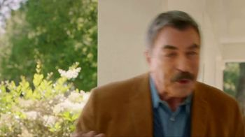 American Advisors Group Jumbo Reverse Mortgage TV Spot, 'With Time' Featuring Tom Selleck