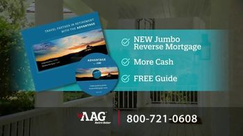 American Advisors Group Jumbo Reverse Mortgage TV Spot, 'With Time' Featuring Tom Selleck - Thumbnail 3