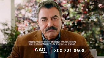 American Advisors Group Jumbo Reverse Mortgage TV Spot, 'With Time' Featuring Tom Selleck - Thumbnail 8