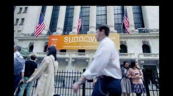 New York Stock Exchange TV Spot, 'Sunnova' - Thumbnail 1